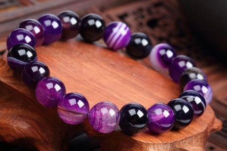 1 of 2 spirituele armbanden met Agaat, inclusief verzending
