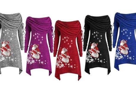 Women's Christmas Jumper Dress