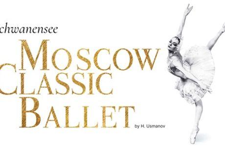 """Ticket für das Ballett """"Schwanensee"""" ab 21. Dezember im Theater am Potsdamer Platz (bis zu 50% sparen)"""