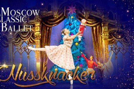 """Ticket für Tschaikowskis Ballett """"Der Nussknacker"""" im Dezember in Berlin"""