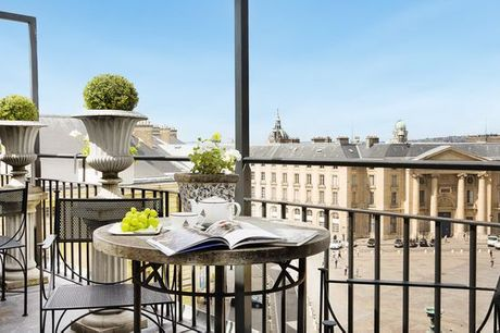 Francia Parigi - Hotel des Grands Hommes a partire da € 65,00. Hotel storico con magnifica vista sul Pantheon