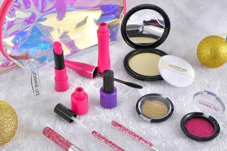 Set de maquillaje de juguete para niños