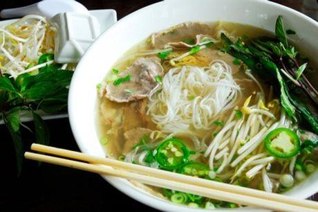 Vietnamees 3-gangen menu naar keuze voor 1, 2, 3 of 4 personen in restaurant Bành Mi Express