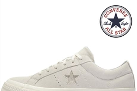 Converse® Sapatilhas One Star  OX - Tamanho 40 por 60.06€ PORTES INCLUÍDOS