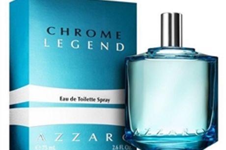 LORIS AZZARO CHROME LEGEND EAU DE TOILETTE POUR HOMME 75ML VAPORIZADOR por 31,77€ PORTES INCLUÍDOS