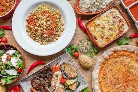 Egyptisch 3-gangen diner bij restaurant Kosharyko in Amsterdam-West
