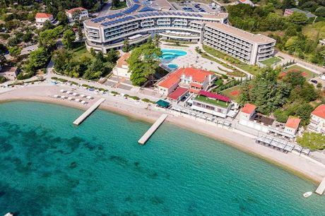 Kroatien: 8 dage med morgenmad - og fly.  Dubrovnik: Sheraton Dubrovnik Riviera Hotel***** - Direkte fly fra København til Dubrovnik t/r. - 7 nætter på 5-stjernet Hotel - Morgenmad alle dage