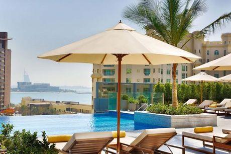 Emirati Arabi Uniti Dubai - Hotel St Regis Dubai The Palm 5*  a partire da € 737,00. Expo universale dall'1/10: lusso a Palm Jumeirah con ingresso a The View