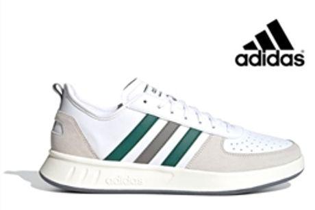 Adidas® Sapatilhas Court 80S - 41 por 60.06€ PORTES INCLUÍDOS