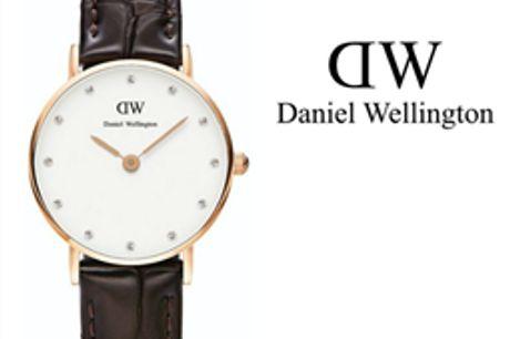Daniel Wellington® Relógio Classy York 26 mm - DW00100061 por 69.30€ PORTES INCLUÍDOS
