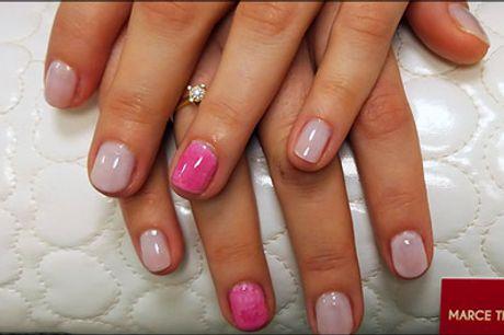 Forkælelse i særklasse - Mini manicure eller mini pedicure eller en kombinationsbehandling med både mini manicure og mini pedicure. Værdi op til kr. 650,-