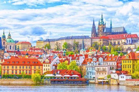 Repubblica Ceca Praga - Theatrino Hotel 4* a partire da € 59,00. Soggiorno nel cuore di Praga con crociera inclusa