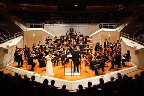 """Sitzplatz-Ticket für """"Unterm Radar"""" ab Oktober im Kammermusiksaal der Philharmonie Berlin (bis zu 49% sparen)"""