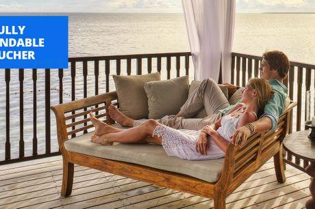 £689pp -- Zanzibar: 5-nt luxury pool villa escape w/meals