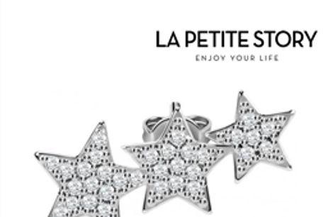 La Petit Story® Brinco Individual - LPS02ARQ28 - Com Caixa e Saco Oferta por 23.76€ PORTES INCLUÍDOS
