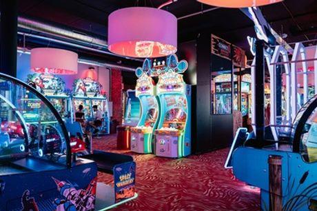 Speeltegoed Sir bij Winston Fun & Games Scheveningen