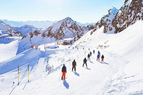6 dagen winters Tirol Geniet van een heerlijke vakantie in Oostenrijk. Verblijf 6 dagen in een comfortabel gasthof inclusief ontbijt, 3-gangendiners en trek eropuit!