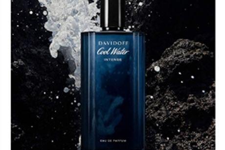 Perfume Homem Cool Water Intense Davidoff (125 ml) por 48.84€ PORTES INCLUÍDOS