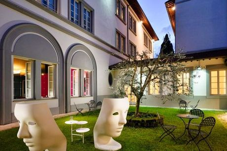 Italia Firenze - UNAHOTELS Vittoria Firenze 4* a partire da € 44,00. Innovazione e design ad un passo dal centro
