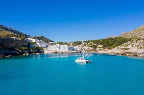 Spagna Palma di Maiorca - Hotel Globales Don Pedro 4* a partire da € 141,00. Oasi romantica di fronte al mare