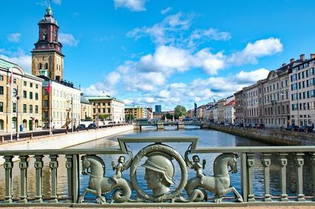 Svezia Göteborg - Elite Park Avenue Hotel Gothenburg 4* a partire da € 48,00. Modernità e comfort nel cuore della città