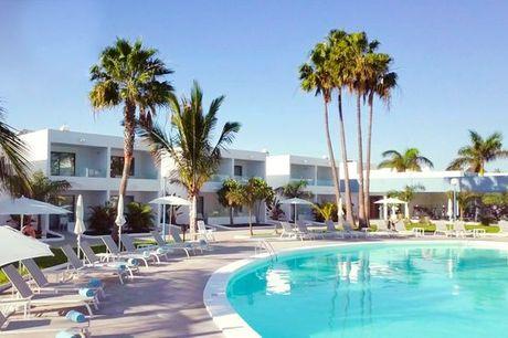 Spagna Lanzarote - Oasis Lanz Beach Mate 4* a partire da € 150,00. A due passi dalla spiaggia per tutta la famiglia