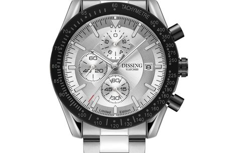 Dissing Chrono Steel/Steel Limited Edition