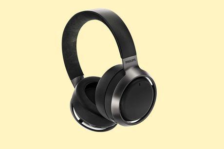 Philips Fidelio L3/00 draadloze koptelefoon Met active noise cancelling technologie<br /> Comfortabele zachte oorkussens<br /> Verbindt eenvoudig met je smartphone