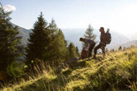 Familienurlaub in Tirol. Von September bis Oktober 2021 buchbar! Das Erlebnishotel Fendels - traumhaft, ruhig am Waldrand gelegen, oberhalb der Tiroler Inntales, mit herrlichem Panoramablick auf die umliegende und atemberaubende Bergwelt.Zur Liftstation