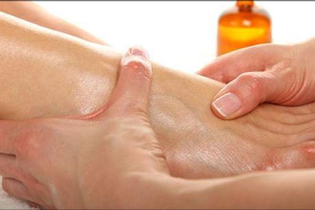 Healing fodmassage - 1 behandling med Doktor Kales Padabhyanga Healing fodmassage, varighed 30 min. Værdi kr. 600,-