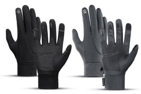1 of 2 paar waterdichte handschoenen, inclusief verzending