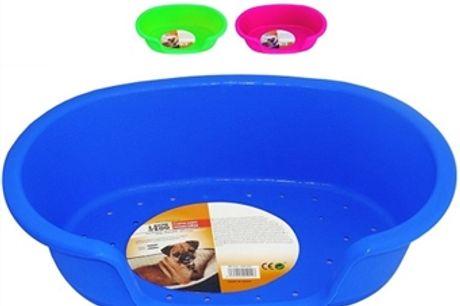 Cama de Plástico para Cães por 10€. PORTES INCLUÍDOS.