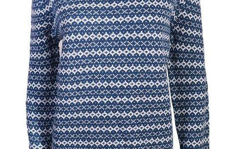 Uld strik Camilla. Funktionaliteten og udseende kan sagtens gå hånd i hånd med disse varme smukke uldstrik som er inspireret at klassiske norske og islandske håndværk, piftet op med smarte toner og kontraster. Materialet er lækker og blødt lambswool bland