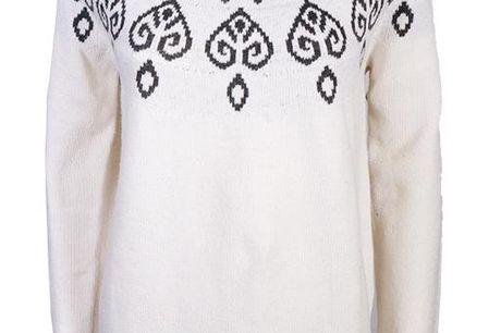 Uld strik Joan. Funktionaliteten og udseende kan sagtens gå hånd i hånd med disse varme smukke uldstrik som er inspireret at klassiske norske og islandske håndværk, piftet op med smarte toner og kontraster. Materialet er lækker og blødt lambswool blandet