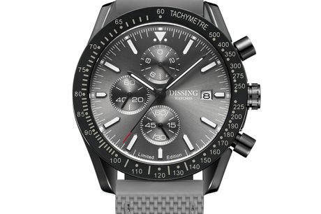 Dissing Chrono Limited Edition D1150