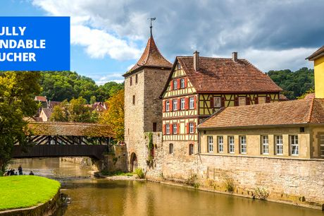 £199 -- Southwest Germany: 2-night stay with meals & wine