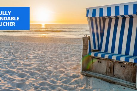 £229 -- Northern Germany: 2-night suite stay near coast