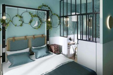 Paris Montmartre : chambre double avec petit-déjeuner et verre de bienvenue pour 2 à l'Ibis Styles Paris Montmartre Nord