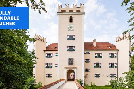 £149 -- Deluxe 2-night stay in storybook Bavaria, save 32%