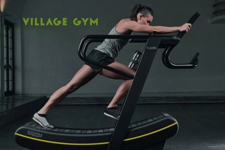 Five Gym, Swim and Fitness Passes at Village Gym, Multiple Locations (Up to 81% Off)