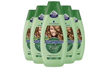 20 stuks Schwarzkopf shampoo DeSchwarzkopf Shampoo 7 Kruiden vertsterkt het haar, maakt het fris en zorgt voor meer volume. De natuurlijke proteïnen en mineralen zorgen voor sterk en gezond haar.