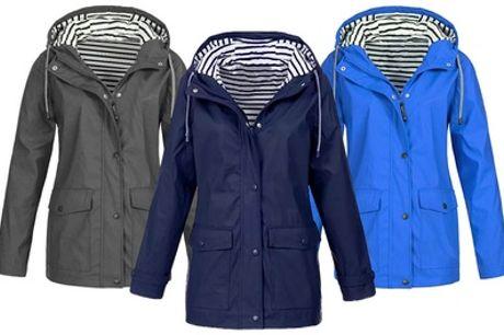 Regenjas voor dames, incl. verzending