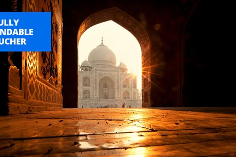 £999pp -- India's most luxurious train journey & Delhi stay