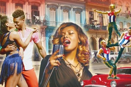 2 Tickets für Havana Nights: Das karibische Tanz - Musical aus Kuba! ab Februar 2022 (bis 34% sparen)