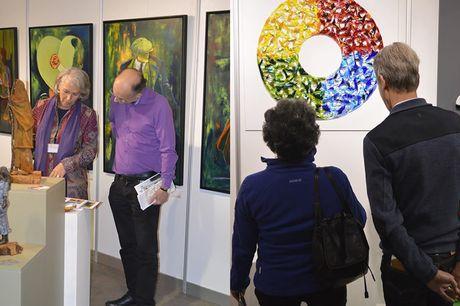 Nationale Kunstdagen in Gorinchem Bewonder kunst in alle kleuren, maten en vormen tijdens de Nationale Kunstdagen in Gorinchem. In totaal exposeren 185 kunstenaars hun hooggewaardeerd werk!