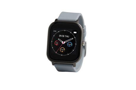 Multifunctionele smartwatch Met deze stijlvolle, strakke en bovenal zeer behulpzame smartwatch, behaal jij gegarandeerd jouw doelen.Ideaal dus voor tijdens het sporten.