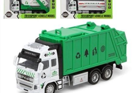 Camião de Lixo (25 x 12 cm) por 23.10€ PORTES INCLUÍDOS