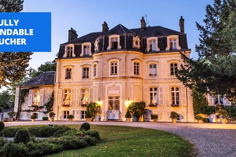 £69 -- Côte d'Opale: stay in an 18th-century French château