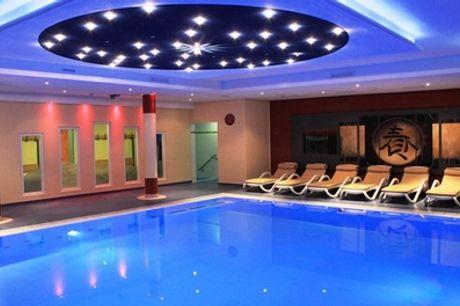 Usedom: 2-5 Nächte für Zwei mit Frühstück, Massage, Obstkorb, Sekt, Bademantel und Spa im Hudewald Hotel & Resort