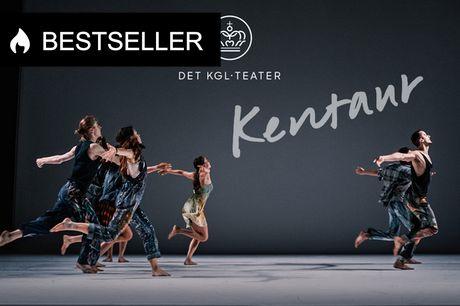 """2 x """"Kentaur"""" på Det Kgl Teater. EKSKLUSIVT på Downtown: Få 2 A-billetter for 1's pris!"""